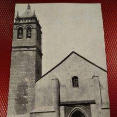 Postales: MARCHENA. IGLESIA DE SAN JUAN. SEVILLA. SIN CIRCULAR.. Lote 178435415