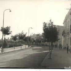 Postales: POSTAL AYAMONTE (HUELVA) - AVENIDA GENERAL FRANCO - 1961 EDIC. ALARDE. Lote 178611668