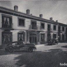 Postales: MALAGA - CARTERIA DEL HOTEL ALHAMAR . Lote 178631950