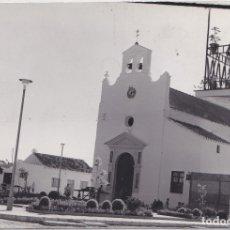 Postales: FUENGIROLA (MALAGA) - LOS BOLICHES - PARTE DEL CENTRO. Lote 178631961