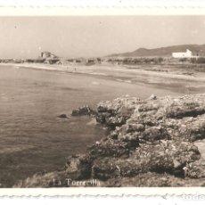 Postales: NERJA (MÁLAGA) LA TORRECILLA. FOTO SOM CEREZO.. Lote 178632393