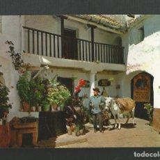 Postales: POSTAL SIN CIRCULAR - MARBELLA 1364 - ANTIGUA Y TIPICA POSADA - EDITA POSTALES COSTA DEL SOL . Lote 178635395