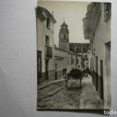 Cartoline: POSTAL VELEZ RUBIO - CALLE TIPICA CIRCULADA. Lote 178740518
