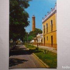 Postales: POSTAL CHIPIONA .-FARO. Lote 178772798