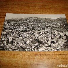 Postales: (ALB-TC-200) GRANADA ALHAMBRA VISTA GENERAL DEL SACROMONTE CIRCULADA. Lote 178908462