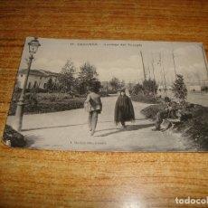 Postales: (ALB-TC-200) GRANADA AVENIDA DEL TRIUNFO. Lote 178908573