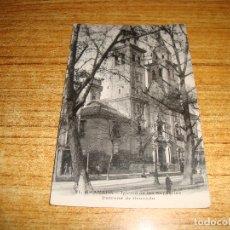 Postales: (ALB-TC-200) GRANADA IGLESIAS DE LAS ANGUSTIAS PATRONA GRANADA. Lote 178908722