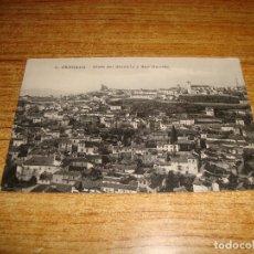 Postales: (ALB-TC-200) GRANADA VISTA DEL ALBAICIN Y SAN NICOLAS. Lote 178908772