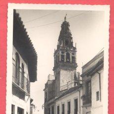 Postales: CORDOBA- 97 JUDERIA Y CAMPANARIO DE LA MEZQUITA, ED. ARRIBAS,SIN CIRCULAR, VER FOTOS. Lote 178910666