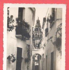 Postales: CORDOBA- 117 VISTA DE LA CALLEJA DE LAS FLORES ED. ARRIBAS,SIN CIRCULAR, VER FOTOS. Lote 178910770