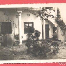 Postales: CORDOBA- 130 PATIO CORDOBES, CIRCULADA SIN SELLO NI FECHA, ED. ARRIBAS,R, VER FOTOS. Lote 178910870