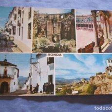 Postales: POSTAL DE RONDA. Lote 178933383