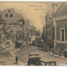 Postales: POSTAL GIBRALTAR MAIN STREET . Lote 178949632