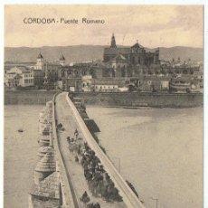 Postales: POSTAL CÓRDOBA PUENTE ROMANO . Lote 178950323