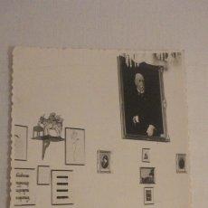Postales: ANTIGUA POSTAL FOTOGRAFICA.CASA ZENOBIA Y JUAN RAMON JIMENEZ.FOTO ROWALL.MOGUER.. Lote 178979628