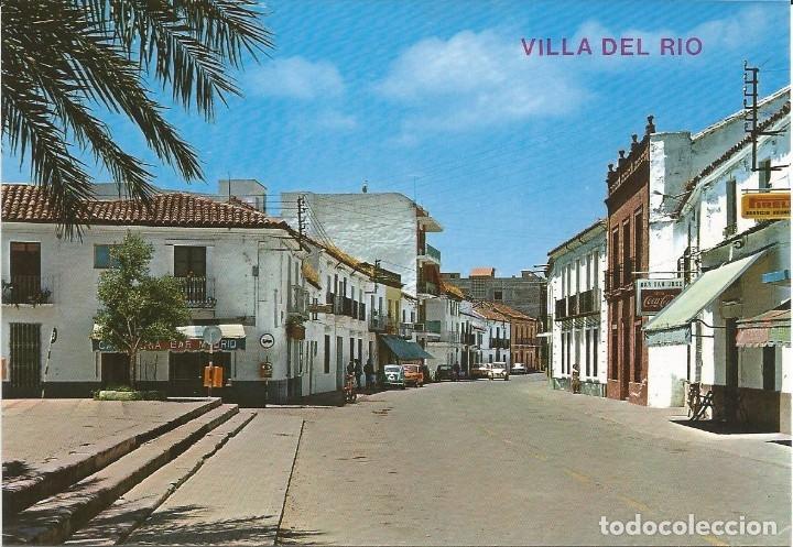 [POSTAL] CALLE GENERAL FRANCO. VILLA DEL RÍO (CÓRDOBA) (SIN CIRCULAR) (Postales - España - Andalucia Moderna (desde 1.940))