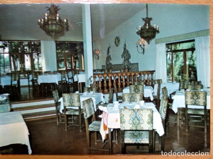 ALGECIRAS. HOTEL GUADACORTE, RECEPCION.STAURANTE. (Postales - España - Andalucia Moderna (desde 1.940))
