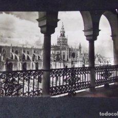 Postales: SEVILLA-V12-SIGLOXX-14X9CM-LA CATEDRAL-HELIOTIPIA ARTISTICA ESPAÑOLA. Lote 179060260