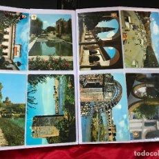 Postales: ALBUM DE 230 POSTALES DE CÓRDOBA, 6 EN BLANCO Y NEGRO. Lote 179156765