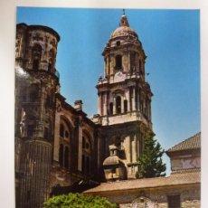Postales: POSTAL. 13. MÁLAGA. CATEDRAL. EDICIONES FOTO ANTONIO. NO ESCRITA. . Lote 179166442