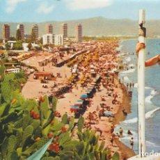 Postales: (1929) TORREMOLINOS. BIENVENIDOS A LA PLAYA. Lote 179170656