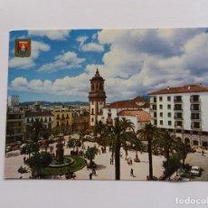 Postales: TARJETA POSTAL - ALGECIRAS CADIZ - PLAZA GENERALISIMO 176. Lote 179180721