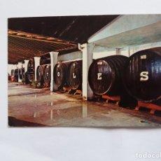 Postales: TARJETA POSTAL - JEPEZ DE LA FRONTERA CADIZ - BODEGAS GONZALES BYASS 9034. Lote 179181985