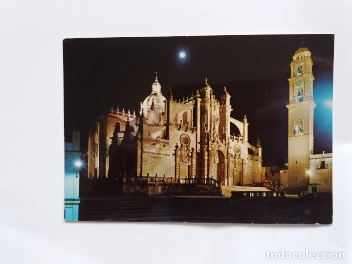 TARJETA POSTAL - JEREZ DE LA FRONTERA CADIZ 9001 - COLEGIATA (Postales - España - Andalucia Moderna (desde 1.940))