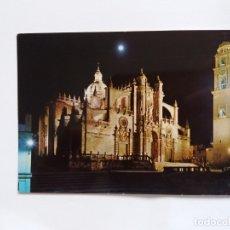 Postales: TARJETA POSTAL - JEREZ DE LA FRONTERA CADIZ 9001 - COLEGIATA. Lote 179182332