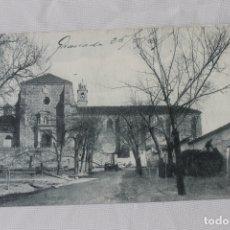 Postales: POSTAL GRANADA, LA CARTUJA, EXTERIOR DEL MONASTERIO, 25/5/2. Lote 179240888