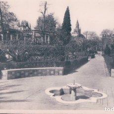 Postales: POSTAL SEVILLA - REALES ALCAZARES JARDINES - LINARES. Lote 179329151