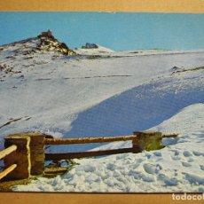 Postales: GRANADA. SIERRA NEVADA. HOYA DE LA MORA. ZERKOWITZ SERIE 45 N. 303 CIRCULADA 1971. Lote 179334760