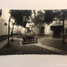 Postales: SEVILLA. POSTAL NO.60, PLAZA DE SANTA MARTA. EDITA: ED. SICILIA (H.1960?) ESCRITA. Lote 179343568