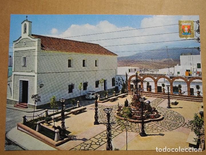 ALGECIRAS. PLAZA DE SAN ISIDRO. ED. SUBIRATS CASANOVAS. 82 (Postales - España - Andalucia Moderna (desde 1.940))