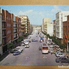 Postales: ALGECIRAS. AVENIDA DEL GENERALÍSIMO FRANCO. ED. SUBIRATS CASANOVAS 70. NUEVA. Lote 179375813