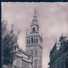 Postales: POSTAL SEVILLA - LA GIRALDA - H A E - 23. Lote 179383833