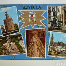 Postales: POSTAL. 256. SEVILLA. BELLEZAS DE LA CIUDAD. ED. GARCÍA GARRABELLA. NO ESCRITA. . Lote 179389927