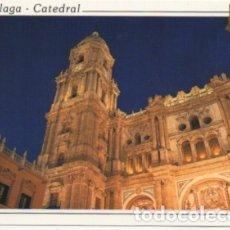 Postales: POSTAL DE MALAGA. LA CATEDRAL P-ANMA-966. Lote 179948136
