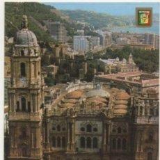 Postales: POSTAL DE MALAGA. LA CATEDRAL. Nº 7 P-ANMA-972. Lote 179948400