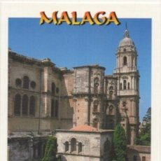 Postales: POSTAL DE MALAGA. CATEDRAL P-ANMA-974. Lote 179948491