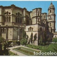 Postales: POSTAL DE MALAGA. LA CATEDRAL Nº 38 P-ANMA-975. Lote 179948552