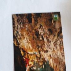 Postales: TARJETA POSTAL - ARACENA HUELVA - GRUTA DE LAS MARAVILLAS - GRAN SALON. Lote 179960511