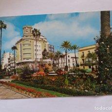 Postales: TARJETA POSTAL - JEREZ DE LA FRONTERA CADIZ - PLAZA DE LOS REYES CATOLICOS 9028. Lote 179961266