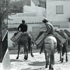 Postales: NEGATIVO ESPAÑA MÁLAGA MIJAS 1979 KODAK 35MM NEGATIVE SPAIN FOTO COSTA DEL SOL. Lote 180017717