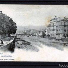Postales: MALAGA-POSTAL HAUSER Y MENET-EL GUADALMEDINA Nº1444-VER FOTO ADICIONAL REVERSO-LEER DESCRIPCIÓN .. Lote 180104116