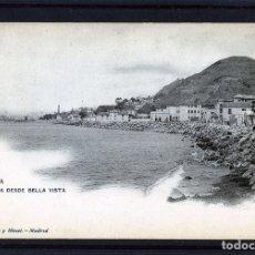 Postales: MALAGA-POSTAL DE HAUSER Y MENET-VISTA DESDE BELLA VISTA Nº1427-VER FOTO ADICIONAL-LEER DESCRIPCIÓN. . Lote 180104275