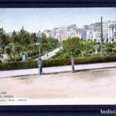 Postales: MALAGA-POSTAL DE HAUSER Y MENET-EL PARQUE Nº1430 COLOR-VER FOTO ADICIONAL REVERSO-LEER DESCRIPCIÓN .. Lote 180104707