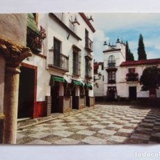 Postales: TARJETA POSTAL - SEVILLA - BARRIO DE SANTA CRUZ DETALLE 263. Lote 180111682