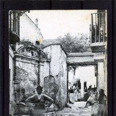 Postales: MALAGA-POSTAL DE HAUSER Y MENET-CALLE DEL CRISTO Nº1425-VER FOTO ADICIONAL REVERSO-LEER DESCRIPCIÓN.. Lote 180159356