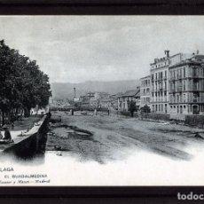Postales: MALAGA-POSTAL DE HAUSER Y MENET-EL GUADALMEDINA Nº1444-VER FOTO ADICIONAL REVERSO-LEER DESCRIPCIÓN .. Lote 180163483